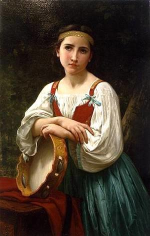 William-Adolphe Bouguereau - Untitled