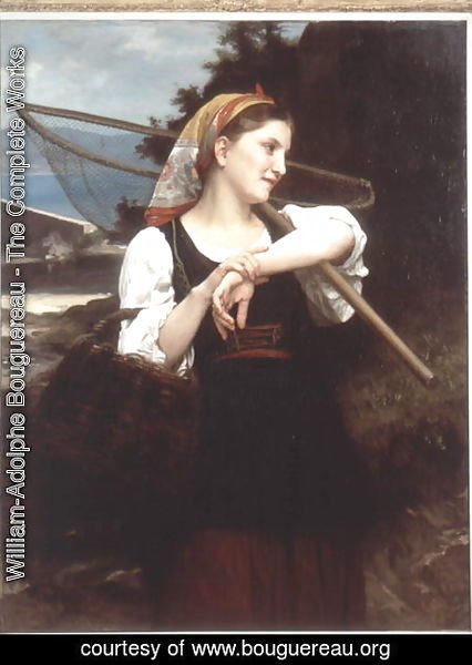 Daughter of Fisherman 1872