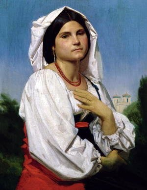William-Adolphe Bouguereau - Therese
