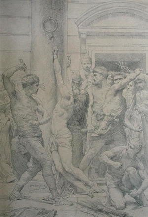 The Flagellation of Christ, c.1881