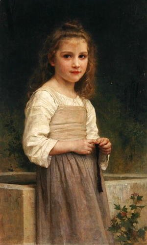 William-Adolphe Bouguereau - Innocence, 1898