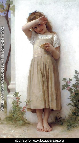William-Adolphe Bouguereau - En Penitence (In Penitence)