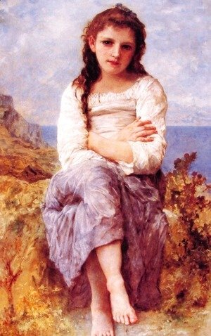 William-Adolphe Bouguereau - Far Niente