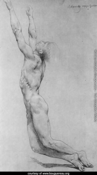 Study for The Flagellation of Christ