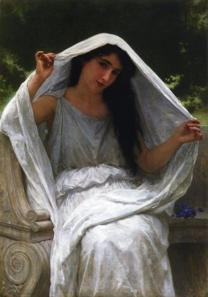 William-Adolphe Bouguereau - The Veil