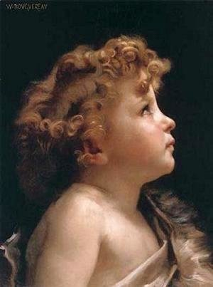 William-Adolphe Bouguereau - Young John the Baptist