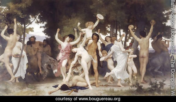 La Jeunesse de Bacchus [The Youth of Bacchus]