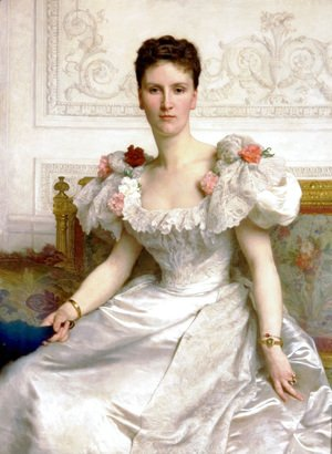 William-Adolphe Bouguereau - Madam the Countess of Cambaceres
