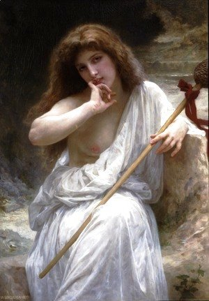 William-Adolphe Bouguereau - Mailice