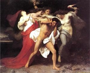 The Remorse of Orestes