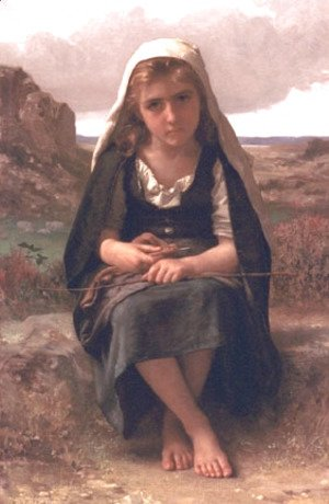 William adolphe bouguereau remorse orestes the of