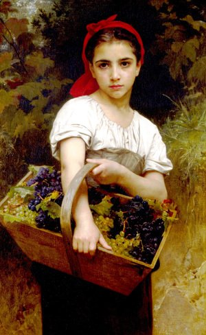 Vendangeuse [The Grape Picker]