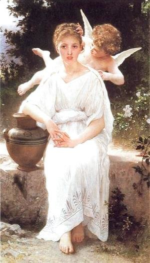 The william adolphe bouguereau remorse of orestes