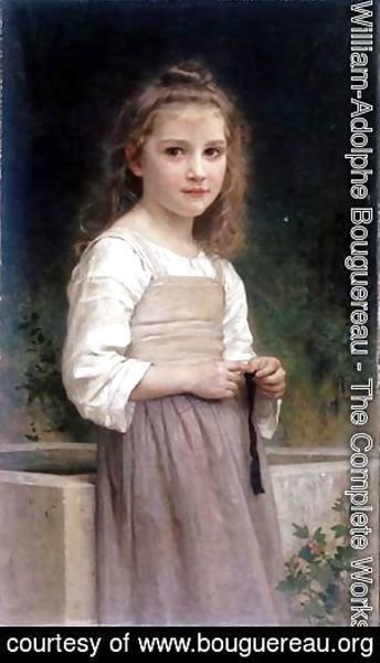 William-Adolphe Bouguereau - Innocence