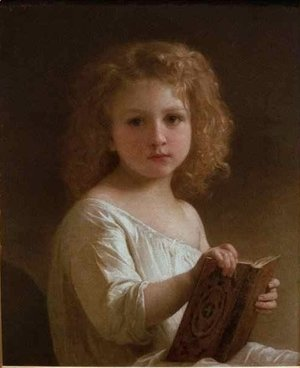 William-Adolphe Bouguereau - Innocence 2