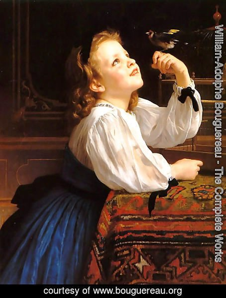 William-Adolphe Bouguereau - Unknown1
