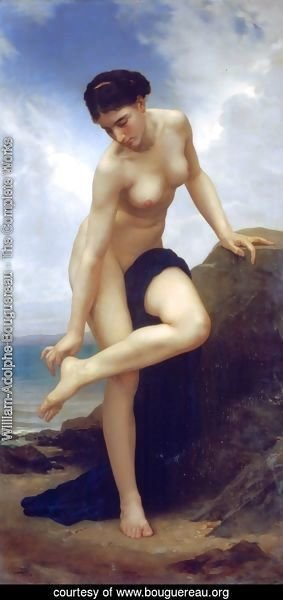 William-Adolphe Bouguereau - After the Bath 2
