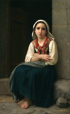 William-Adolphe Bouguereau - Unknown 6