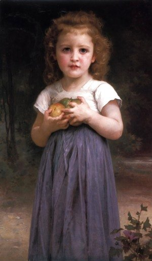 William-Adolphe Bouguereau - Teen and Children