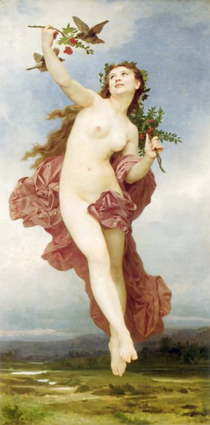 William-Adolphe Bouguereau - Day 1881